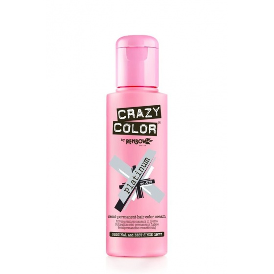 Teinture Semi Permanent Crazy Color