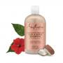 Shea Moisture coconut hibiscus - curl and shine shampoo