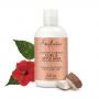 Shea Moisture coconut hibiscus - curl & style milk