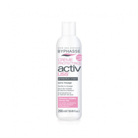 Byphasse Crème protectrice activ liss' cheveux rebelles