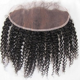 Lace Frontal Kinky Coil