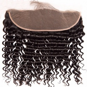 Lace Frontal Curly Coil