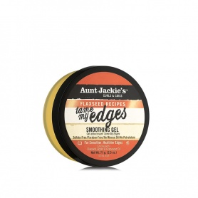 Aunt Jackie Gel contrôle Flaxseed 71g TAME MY EDGES