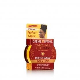 Creme of Nature Gel à l'huile d'Argan (perfect edges) 66ml