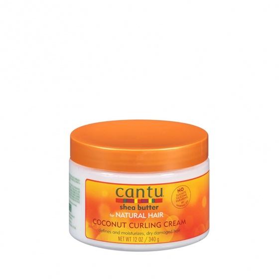 CANTU NATURAL - COCONUT CURLING CREAM