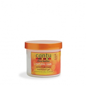 Cantu Moisturizing Twist & Locks Gel 370g