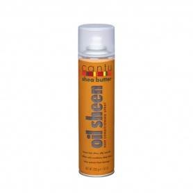 Cantu Spray brillance beurre de karité 270g (Oil Sheen)