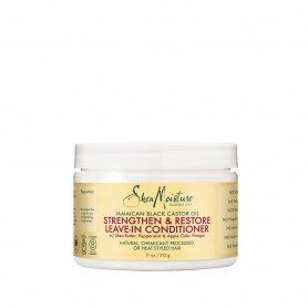 Strengthen & Restore Leave-In Conditionner - Jamaican Black Castor Oil