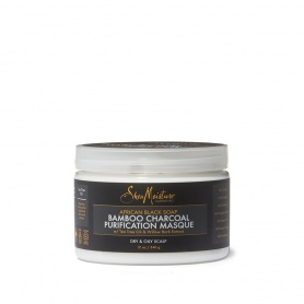 Bamboo Charcoal Purification Masque - African Black Soap