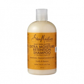 Moisture Retention Shampoo - Raw Shea Butter