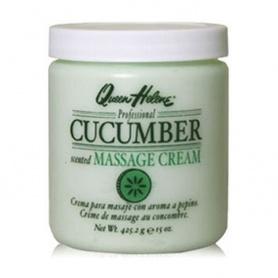 Crème de Massage aux Extrait de Concombre