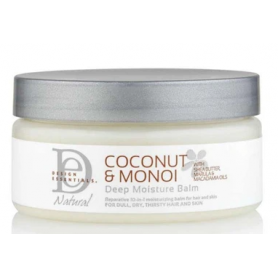 Design Essential COCONUT&MONOI Deep Moisture Balm