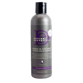 Design Essential KUKUI & COCONUT Hydrating Leave-in Conditioner