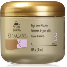 KERACARE  High Sheen Glossifier Crème Lustrante